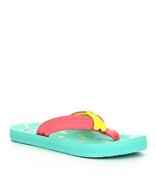 Reef Girls´ Little Ahi Fruit-Scented Flip-Flops