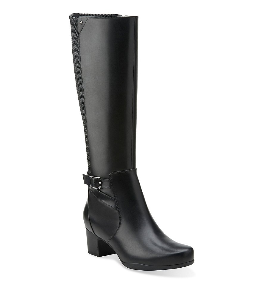 Clarks Rosalyn Elise Waterproof Boots