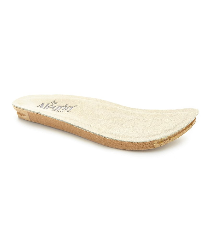 Alegria Wide Classic Footbed Women´s Replacement Insole