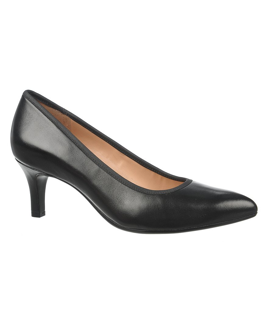Naturalizer Oath Almond-Toe Pumps