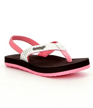 Reef Girls´ Little Cushion Sassy Flip-Flops