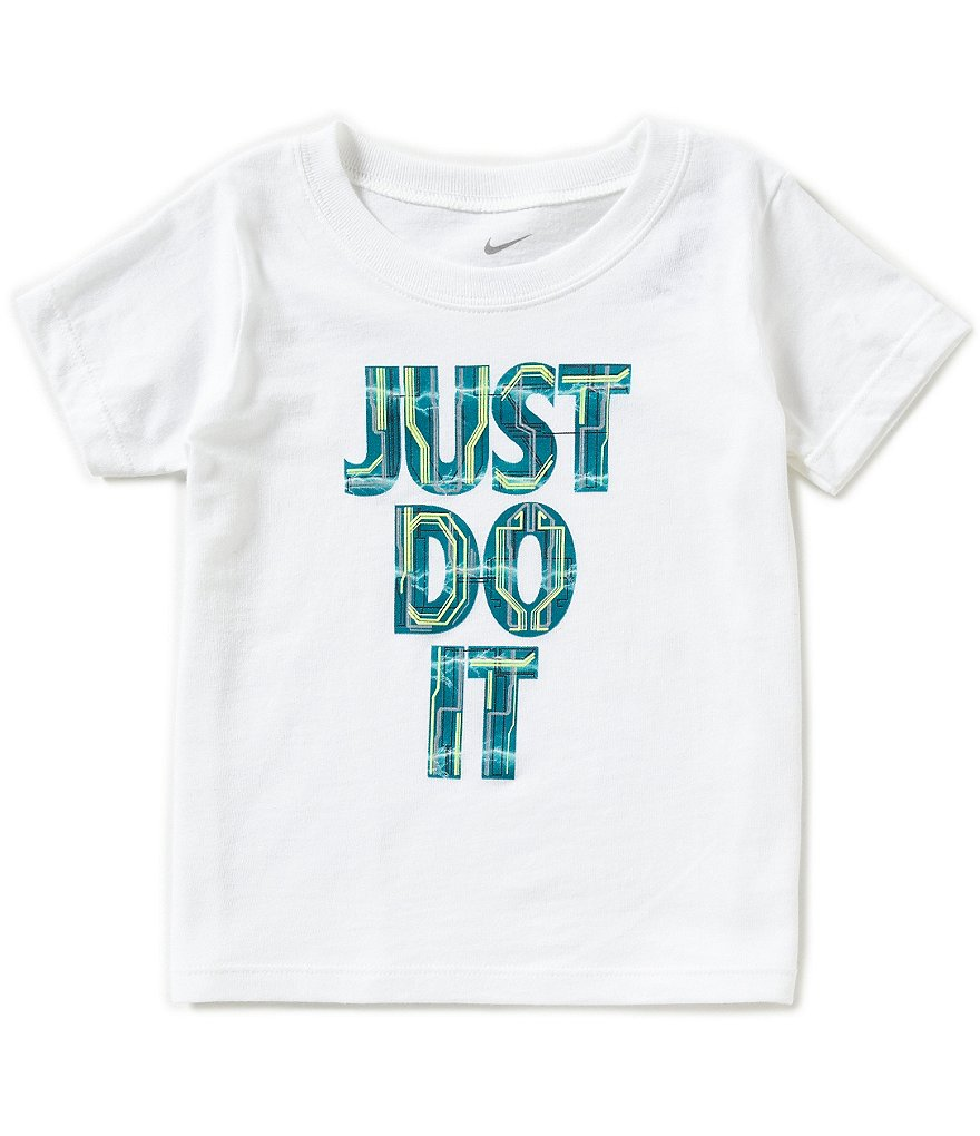 Nike Baby Boys 12-24 Months Just Do It Graphic Tee