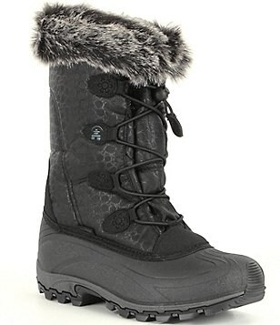 Kamik Momentum Faux Fur Cold-Weather Waterproof Boots