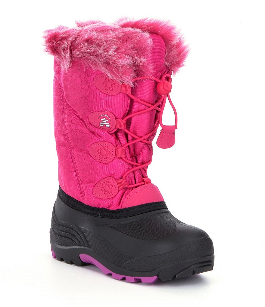 Kamik Snowgypsy Cold Weather Girls´ Waterproof Boots