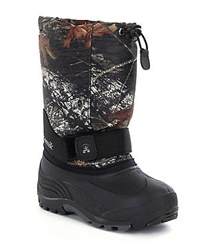 Kamik Mossy Oak Rocket Boys´ Cold Weather Waterproof Boots