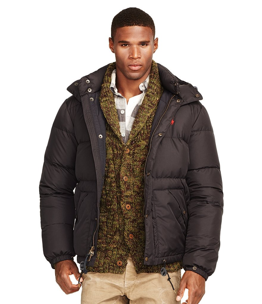 Polo Ralph Lauren Elmwood Down Puffer Jacket