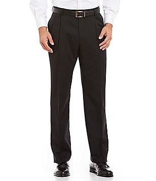 Hart Schaffner Marx Tailored Pleated Chicago Dress Pants