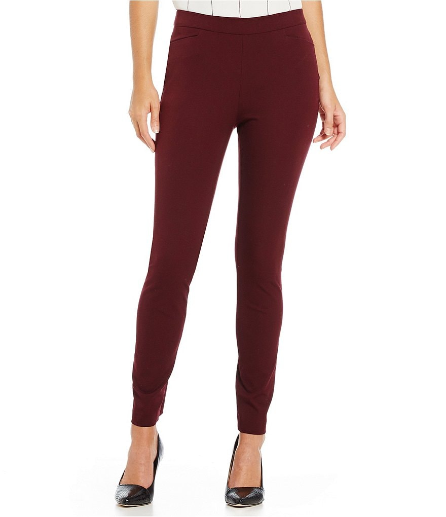 Investments 5th AVE fit Skinny-Leg Pant