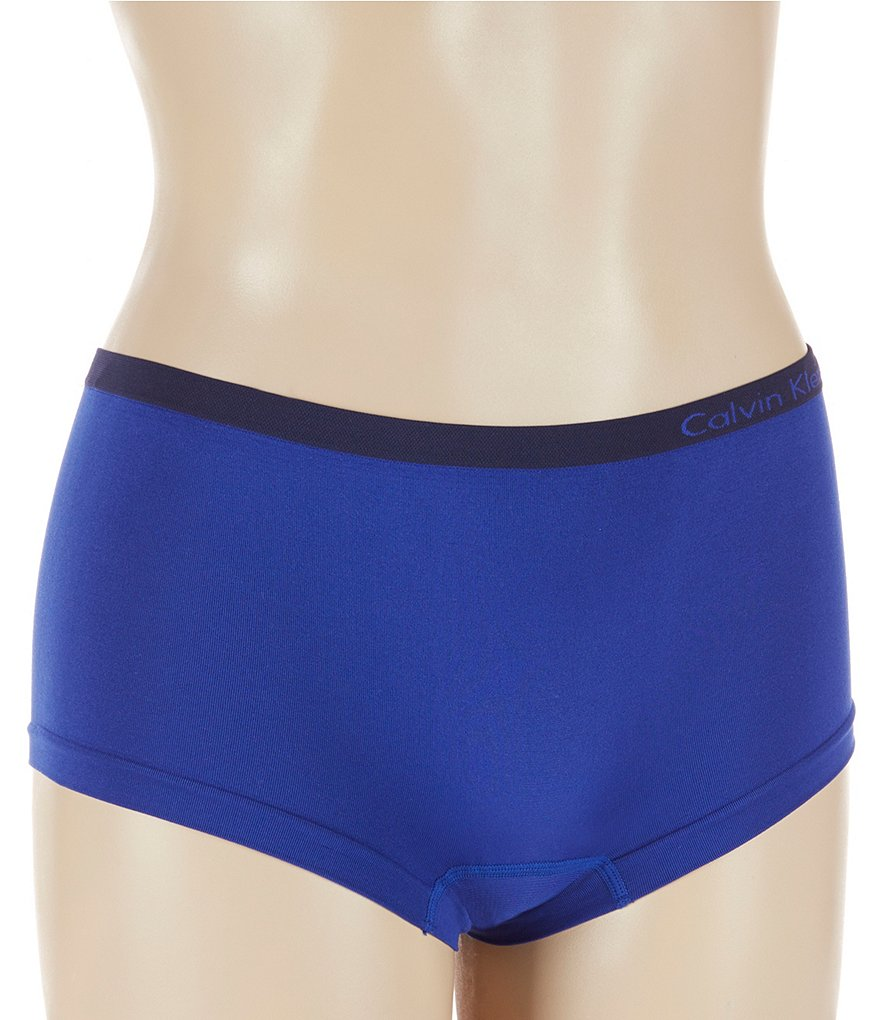 Calvin Klein Pure Seamless Boy Short Panty