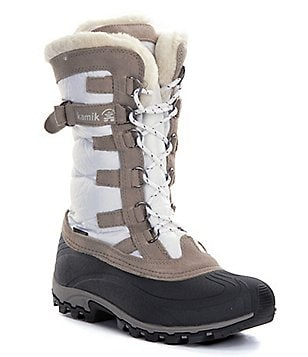 Kamik Snowvalley Cold Weather Waterproof Duck Boots