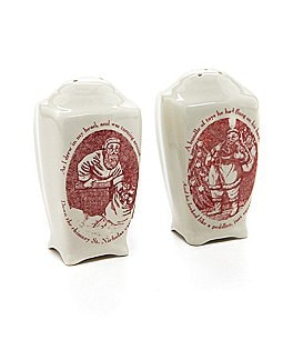 Johnson Brothers ´Twas the Night Salt & Pepper Shakers Image