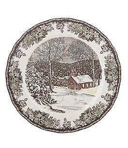 Johnson Brothers Friendly Village Dinner Plates, Set of 4 Image
