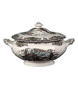Johnson Brothers Friendly Village Soup Tureen Image