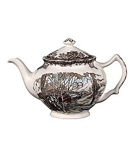 Johnson Brothers Friendly Village 40-Oz. Teapot Image