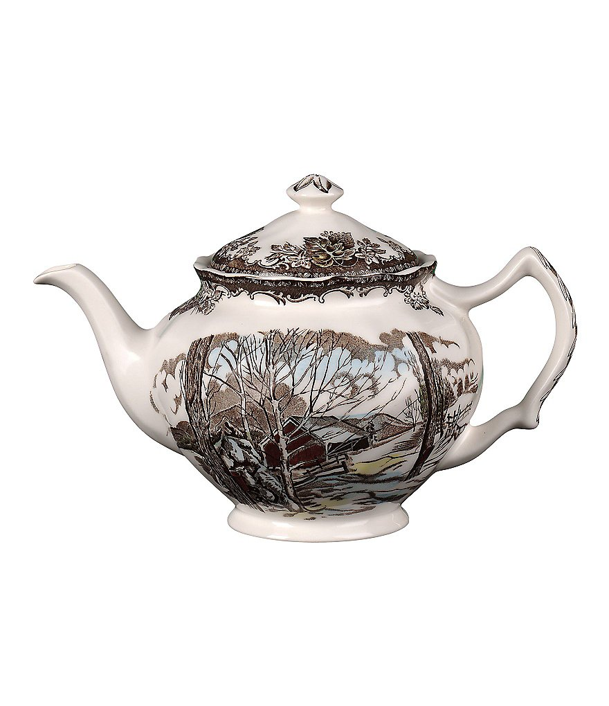 Johnson Brothers Friendly Village 40-Oz. Teapot
