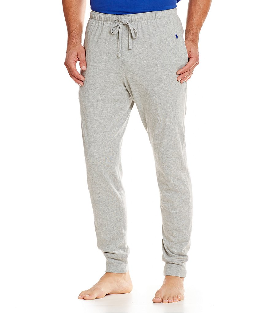 Polo Ralph Lauren Ribbed Jersey Pajama Pants