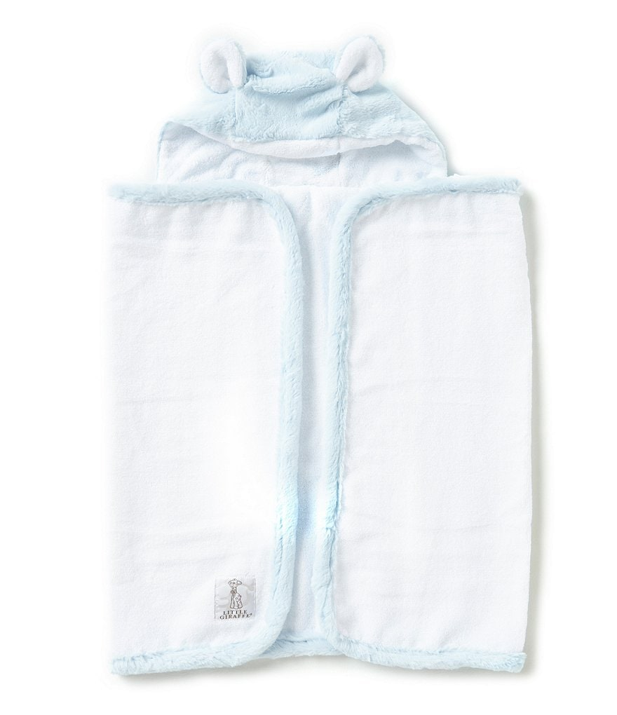 Little Giraffe Luxe Hooded Towel