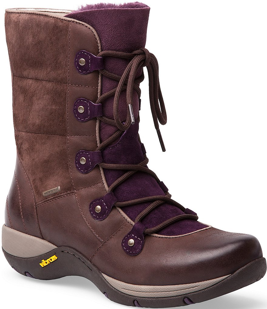Dansko Camryn Waterproof Cold-Weather Boots