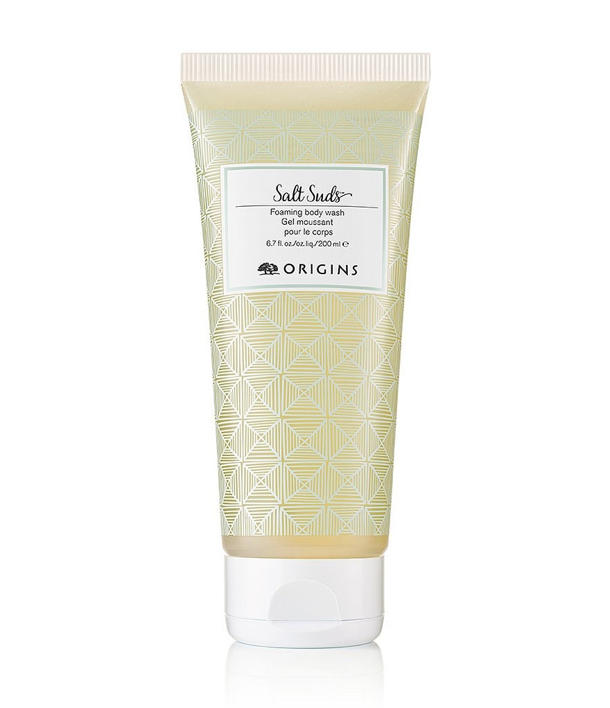 Origins Salt Suds Foaming Body Wash