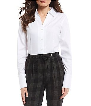 KARL LAGERFELD PARIS French Cuff Blouse