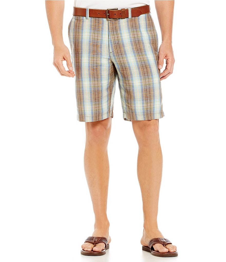 Tommy Bahama Pucca Plaid Shorts
