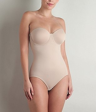 TC Fine Shapewear Strapless Back Magic Bodybriefer
