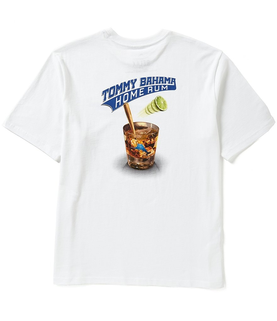 Tommy Bahama Short-Sleeve Home Rum Graphic Tee