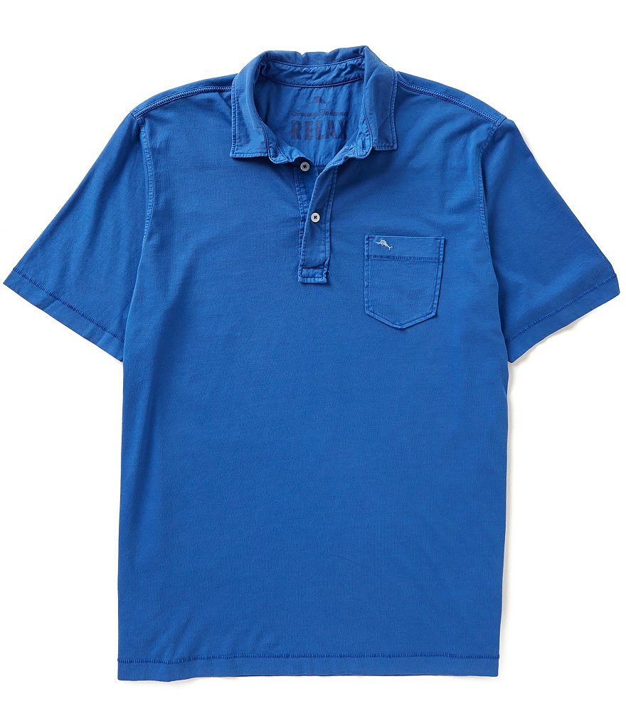 Tommy Bahama Short-Sleeve Bahama Cove Polo Shirt