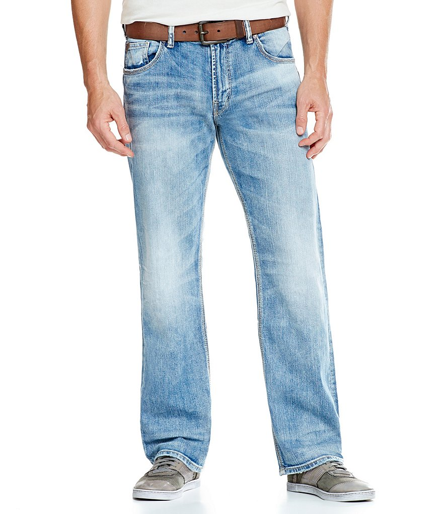 Silver Jeans Gordie Flap Pocket Loose Fit Jeans