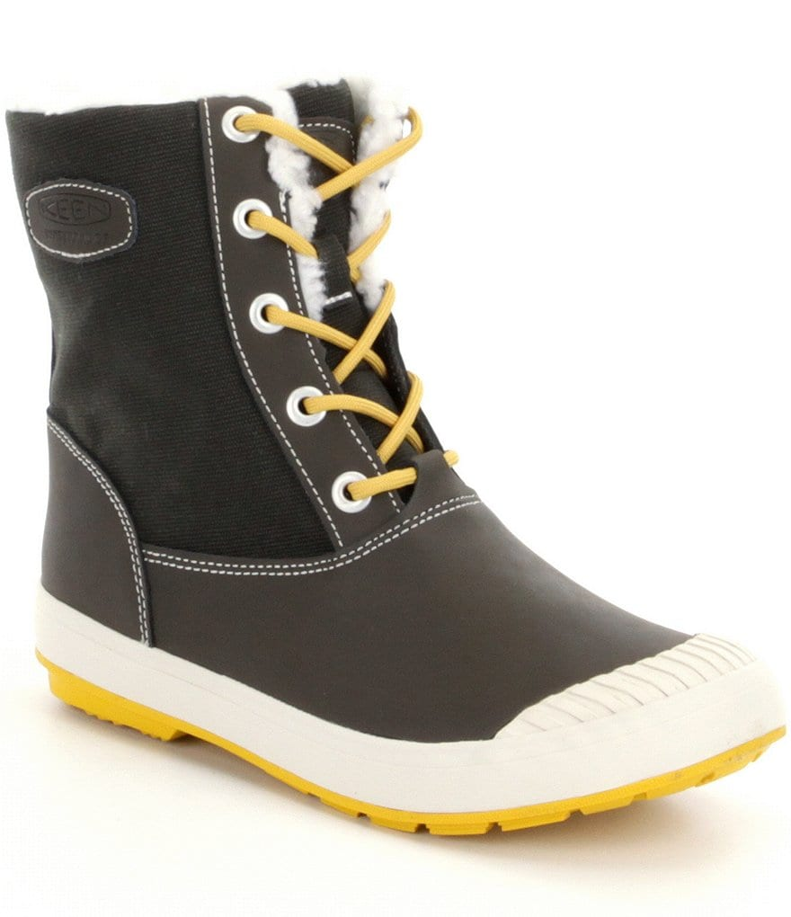 Keen Elsa Sherpa Waterproof Cold-Weather Boots