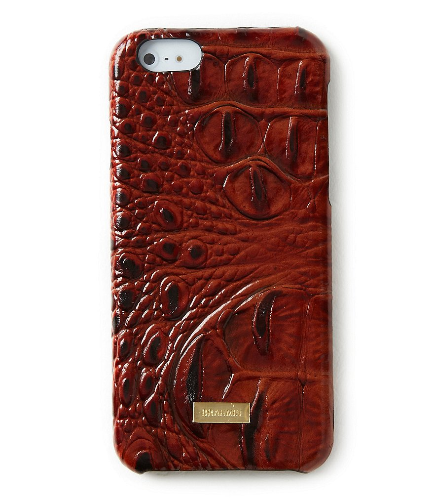 Brahmin Melbourne Collection Croco-Embossed iPhone 6 Case