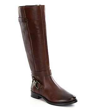 Arturo Chiang Felita Wide-Calf Riding Boots