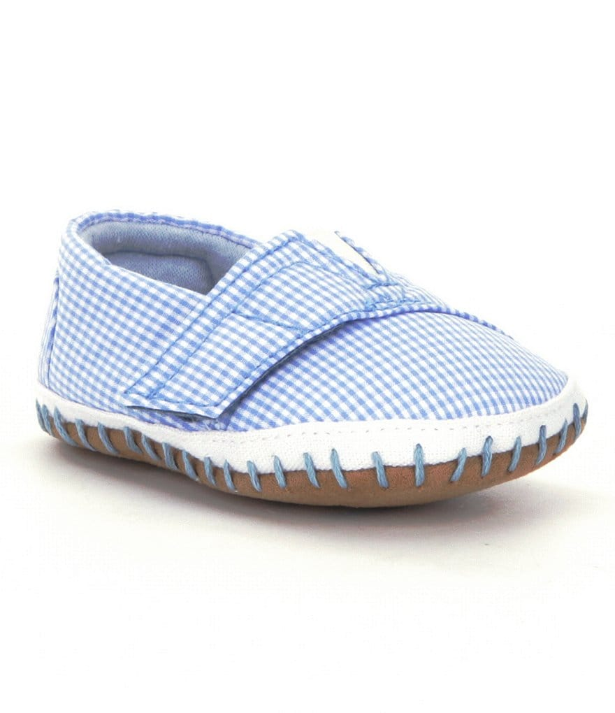 TOMS Kids´ Alpargata Crib Shoes
