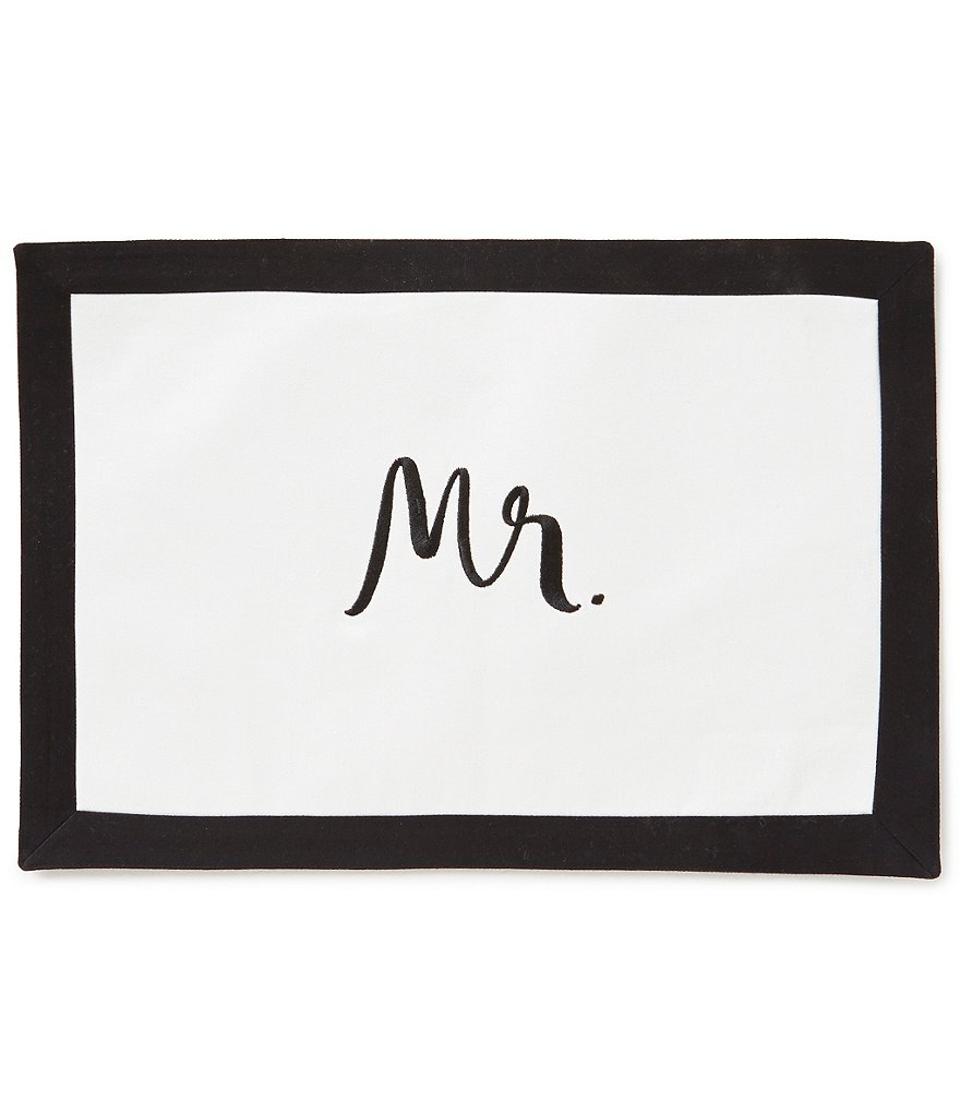kate spade new york Mr. Placemat
