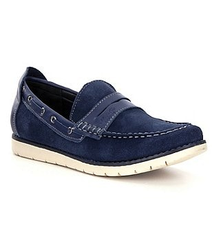 Kenneth Cole Reaction Boys´ Flexy Penny Loafers