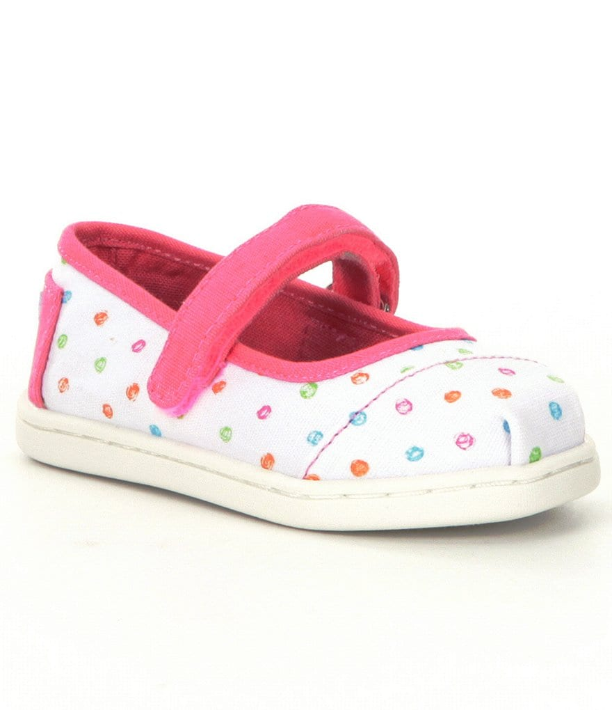 TOMS Girls´ Tiny Mary Janes