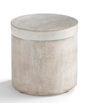 Southern Living Mango Wood Jar