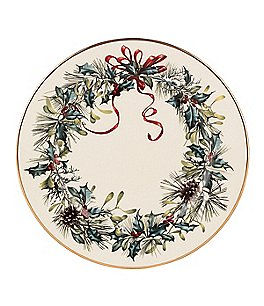 Lenox Winter Greetings Bread & Butter Plate Image