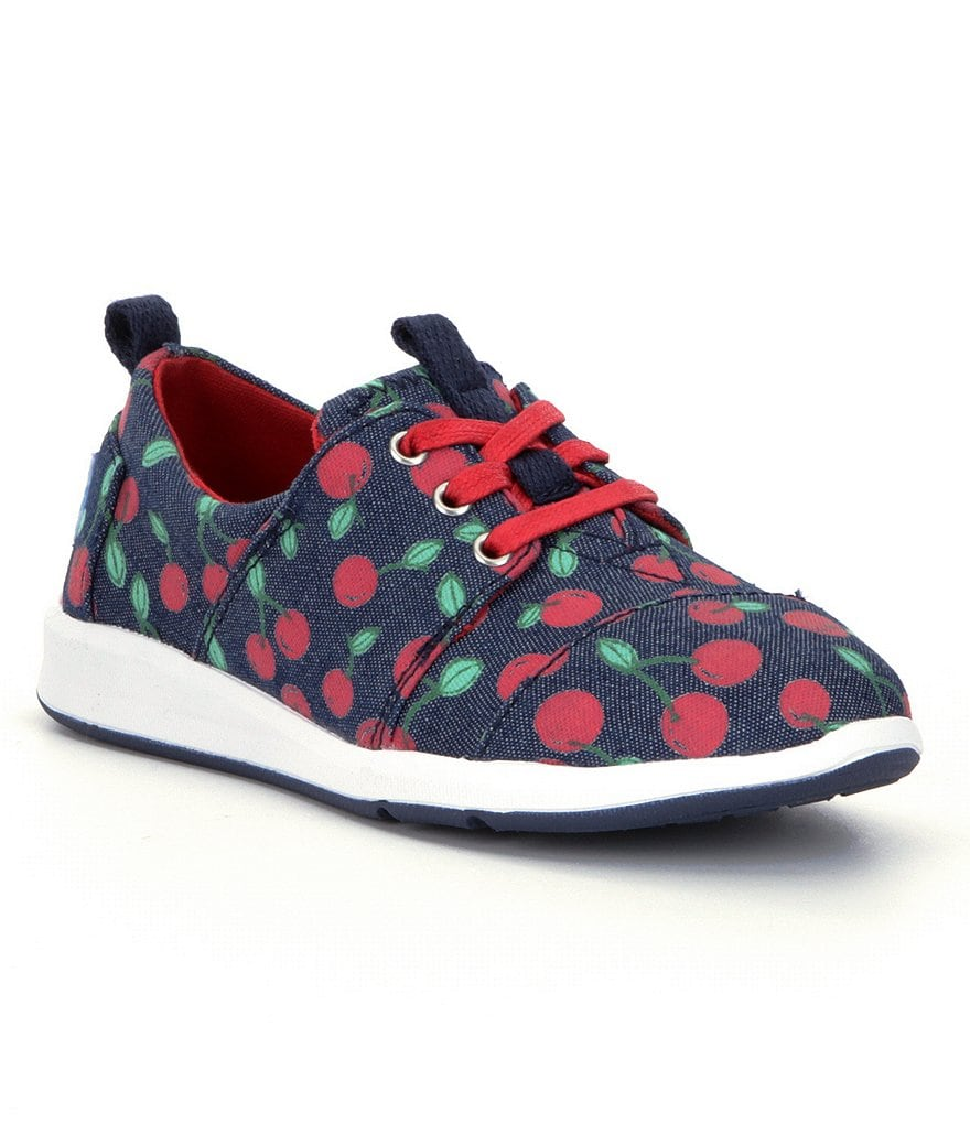 TOMS Girls´ Del Rey Sneakers