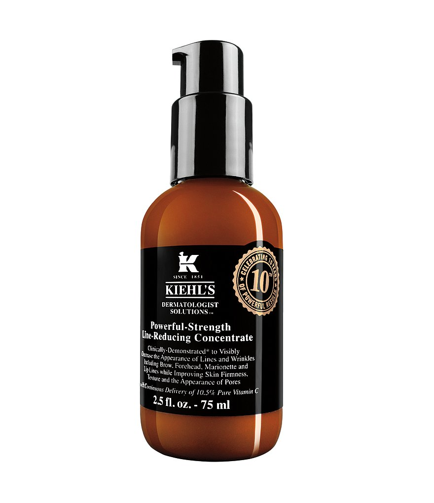 Kiehl´s Since 1851 Powerful-Strength Line-Reducing Concentrate, 10-Year Anniversary