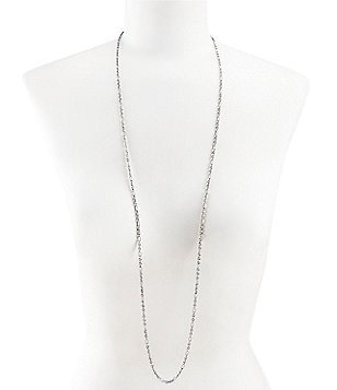 James Avery Cable Figaro Chain Necklace