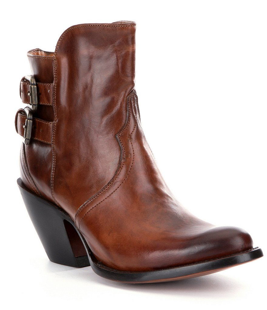 Lucchese Catalina Booties