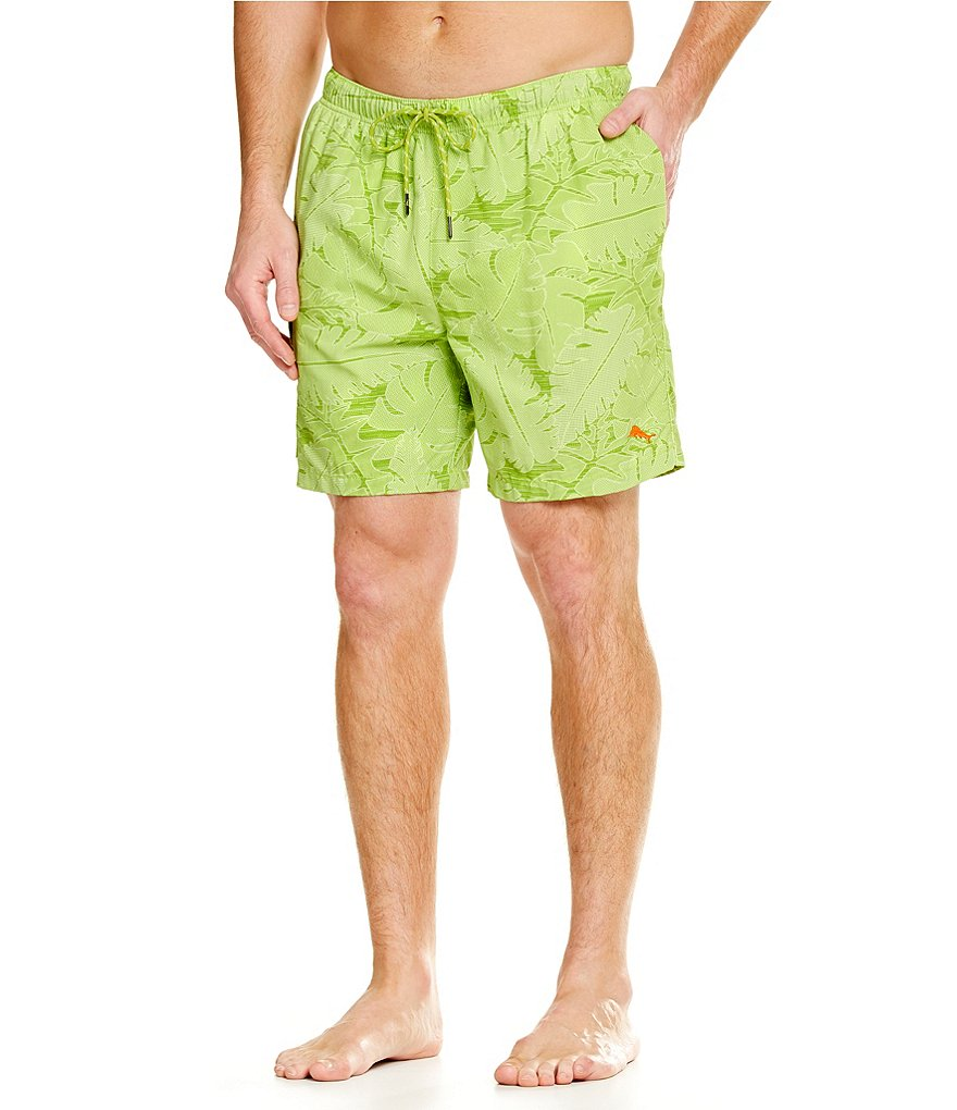 Tommy Bahama Naples Captain Jacquard Swim Trunks