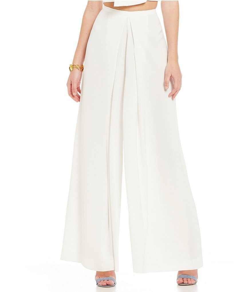 Keepsake Great Minds Wide-Leg Pants