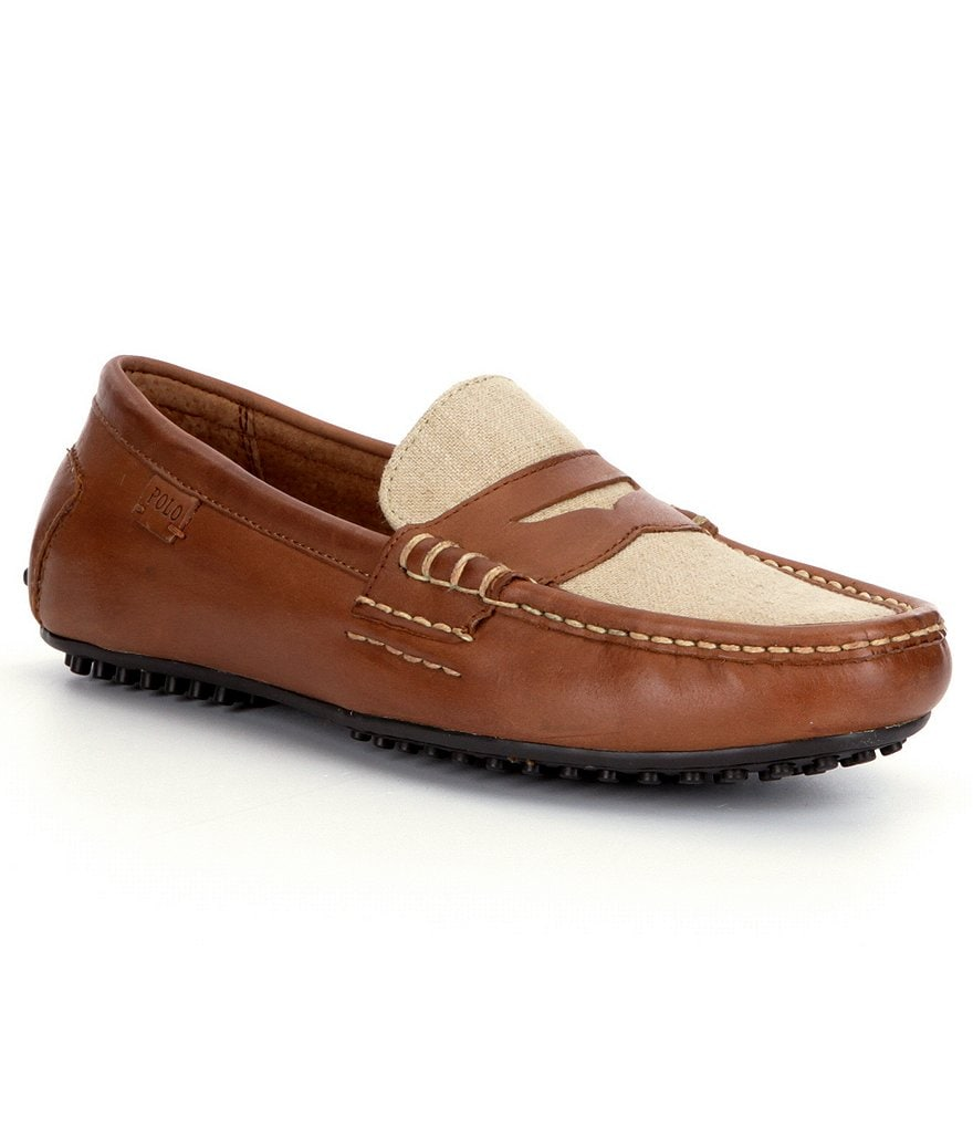 Polo Ralph Lauren Men´s Wes II Penny Loafers