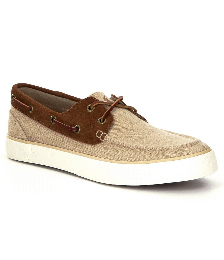 Polo Ralph Lauren Men´s Rylander Boat Shoes