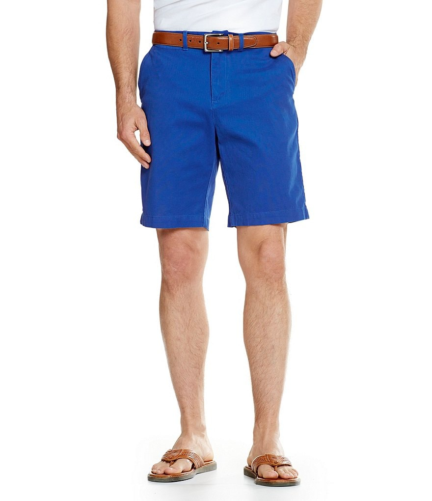 J.A.C.H.S. Manufacturing Co. Blecker Corded Bermuda Shorts