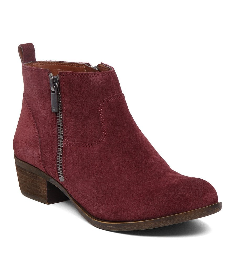 Lucky Brand Betwixt Booties