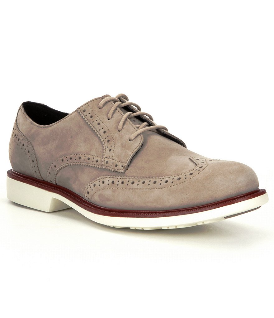 Cole Haan Great Jones Wingtip Oxfords