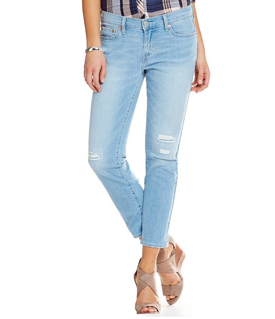 Levi´s® Destructed Boyfriend Jeans